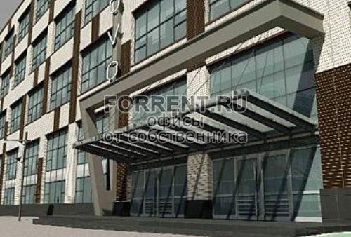 Входная группа бизнес центр
